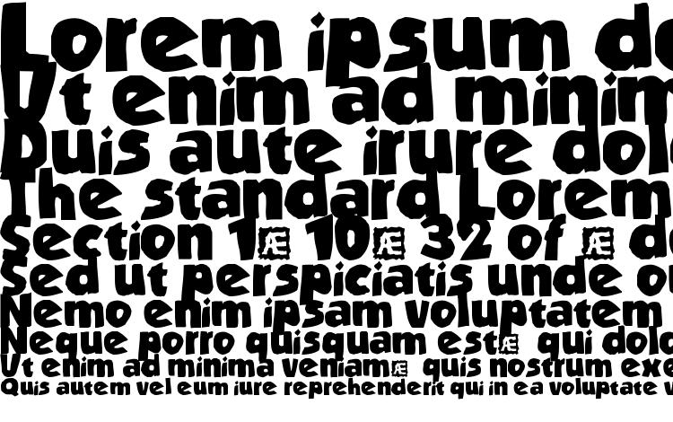 specimens Stranded (BRK) font, sample Stranded (BRK) font, an example of writing Stranded (BRK) font, review Stranded (BRK) font, preview Stranded (BRK) font, Stranded (BRK) font