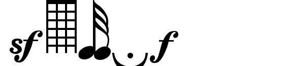 Strauf Font