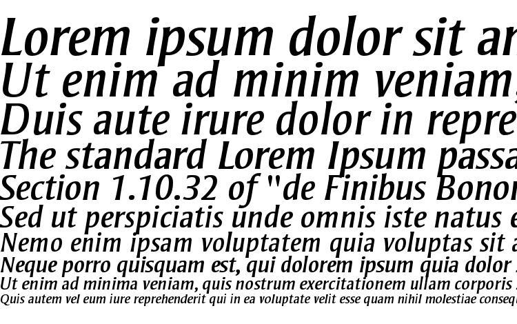 specimens StrayhornMTStd Italic font, sample StrayhornMTStd Italic font, an example of writing StrayhornMTStd Italic font, review StrayhornMTStd Italic font, preview StrayhornMTStd Italic font, StrayhornMTStd Italic font