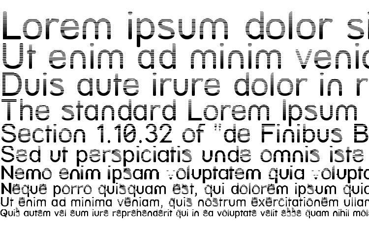 specimens Street lined font, sample Street lined font, an example of writing Street lined font, review Street lined font, preview Street lined font, Street lined font