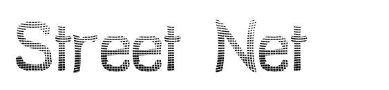Street Net Font