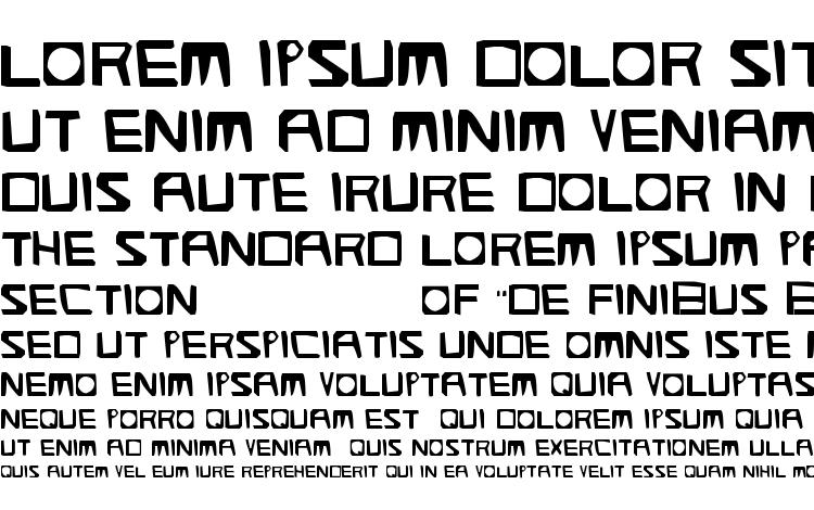 specimens Streetlight font, sample Streetlight font, an example of writing Streetlight font, review Streetlight font, preview Streetlight font, Streetlight font