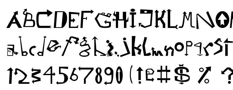 глифы шрифта Strelochnikc, символы шрифта Strelochnikc, символьная карта шрифта Strelochnikc, предварительный просмотр шрифта Strelochnikc, алфавит шрифта Strelochnikc, шрифт Strelochnikc