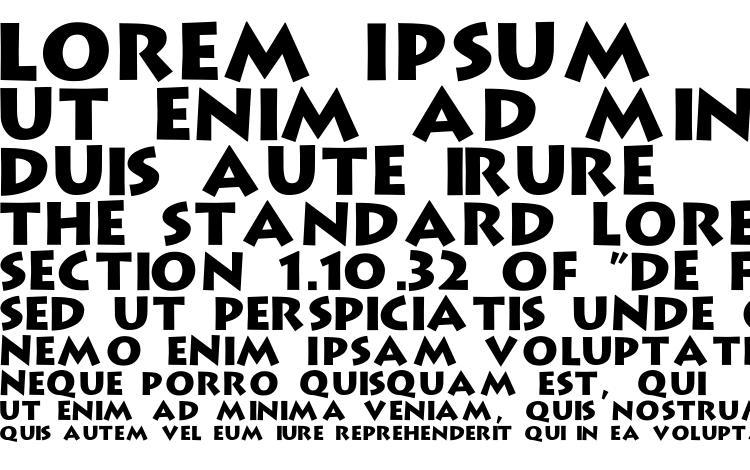 specimens Strongtype regular font, sample Strongtype regular font, an example of writing Strongtype regular font, review Strongtype regular font, preview Strongtype regular font, Strongtype regular font