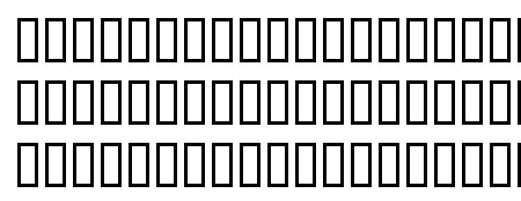 глифы шрифта Strontium 99, символы шрифта Strontium 99, символьная карта шрифта Strontium 99, предварительный просмотр шрифта Strontium 99, алфавит шрифта Strontium 99, шрифт Strontium 99