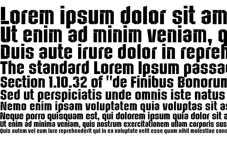 specimens StructiaPanel Regular font, sample StructiaPanel Regular font, an example of writing StructiaPanel Regular font, review StructiaPanel Regular font, preview StructiaPanel Regular font, StructiaPanel Regular font