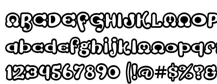 glyphs StrumpfStd Open font, сharacters StrumpfStd Open font, symbols StrumpfStd Open font, character map StrumpfStd Open font, preview StrumpfStd Open font, abc StrumpfStd Open font, StrumpfStd Open font