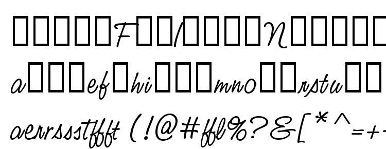 glyphs Studio Script Alt Two ITC TT font, сharacters Studio Script Alt Two ITC TT font, symbols Studio Script Alt Two ITC TT font, character map Studio Script Alt Two ITC TT font, preview Studio Script Alt Two ITC TT font, abc Studio Script Alt Two ITC TT font, Studio Script Alt Two ITC TT font