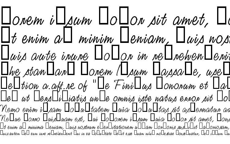 specimens Studio Script Alt Two ITC TT font, sample Studio Script Alt Two ITC TT font, an example of writing Studio Script Alt Two ITC TT font, review Studio Script Alt Two ITC TT font, preview Studio Script Alt Two ITC TT font, Studio Script Alt Two ITC TT font