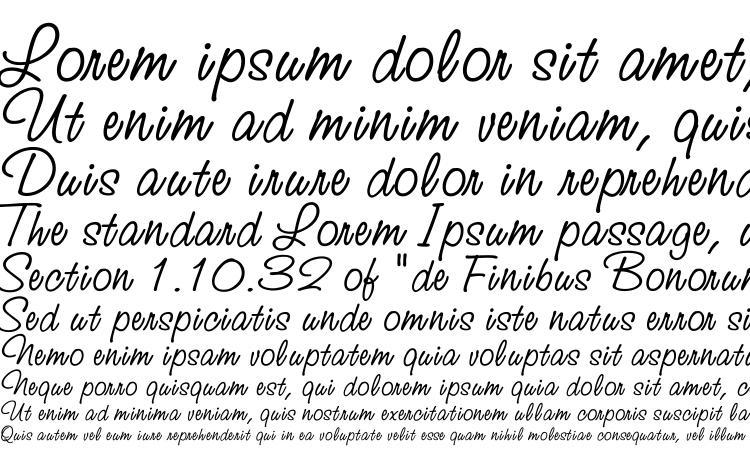 specimens StudioScriptATT font, sample StudioScriptATT font, an example of writing StudioScriptATT font, review StudioScriptATT font, preview StudioScriptATT font, StudioScriptATT font