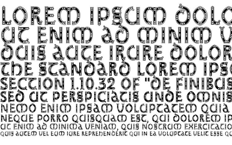 specimens StudzStd font, sample StudzStd font, an example of writing StudzStd font, review StudzStd font, preview StudzStd font, StudzStd font