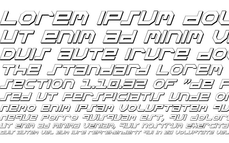 specimens Stuntman Shadow Italic font, sample Stuntman Shadow Italic font, an example of writing Stuntman Shadow Italic font, review Stuntman Shadow Italic font, preview Stuntman Shadow Italic font, Stuntman Shadow Italic font