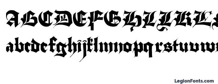 glyphs Stuttgart Gothic Demo font, сharacters Stuttgart Gothic Demo font, symbols Stuttgart Gothic Demo font, character map Stuttgart Gothic Demo font, preview Stuttgart Gothic Demo font, abc Stuttgart Gothic Demo font, Stuttgart Gothic Demo font