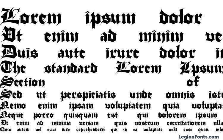 specimens Stuttgart Gothic Demo font, sample Stuttgart Gothic Demo font, an example of writing Stuttgart Gothic Demo font, review Stuttgart Gothic Demo font, preview Stuttgart Gothic Demo font, Stuttgart Gothic Demo font