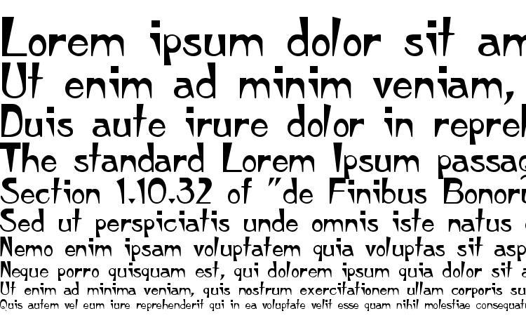 specimens Stylus Regular font, sample Stylus Regular font, an example of writing Stylus Regular font, review Stylus Regular font, preview Stylus Regular font, Stylus Regular font