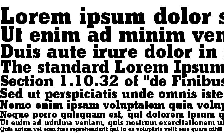specimens Stymie Extra Bold BT font, sample Stymie Extra Bold BT font, an example of writing Stymie Extra Bold BT font, review Stymie Extra Bold BT font, preview Stymie Extra Bold BT font, Stymie Extra Bold BT font