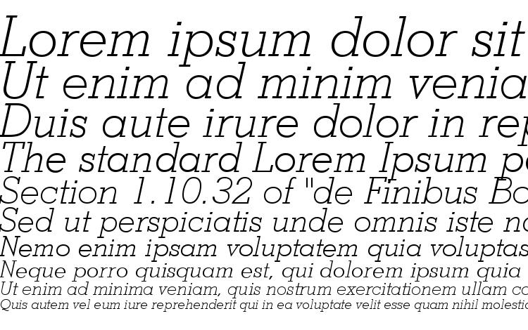 specimens Stymie Light Italic BT font, sample Stymie Light Italic BT font, an example of writing Stymie Light Italic BT font, review Stymie Light Italic BT font, preview Stymie Light Italic BT font, Stymie Light Italic BT font