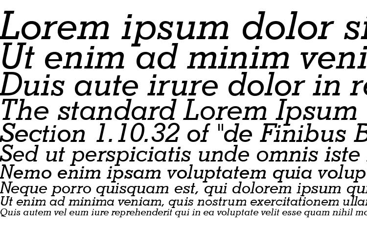 specimens Stymie Medium Italic BT font, sample Stymie Medium Italic BT font, an example of writing Stymie Medium Italic BT font, review Stymie Medium Italic BT font, preview Stymie Medium Italic BT font, Stymie Medium Italic BT font