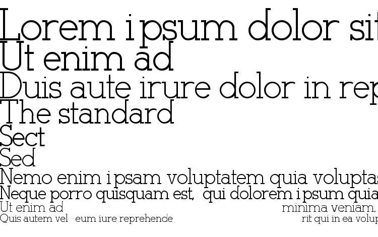 specimens Stymie font, sample Stymie font, an example of writing Stymie font, review Stymie font, preview Stymie font, Stymie font