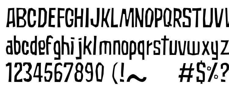 глифы шрифта Subaccuz light, символы шрифта Subaccuz light, символьная карта шрифта Subaccuz light, предварительный просмотр шрифта Subaccuz light, алфавит шрифта Subaccuz light, шрифт Subaccuz light