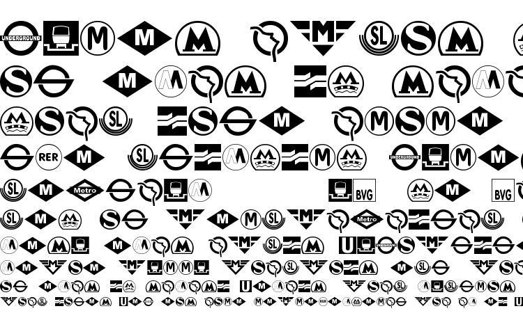 образцы шрифта Subway sign, образец шрифта Subway sign, пример написания шрифта Subway sign, просмотр шрифта Subway sign, предосмотр шрифта Subway sign, шрифт Subway sign