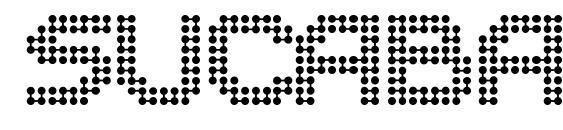 шрифт Sucaba, бесплатный шрифт Sucaba, предварительный просмотр шрифта Sucaba