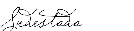 шрифт Sudestada, бесплатный шрифт Sudestada, предварительный просмотр шрифта Sudestada