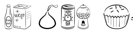 Sugar Coma font, free Sugar Coma font, preview Sugar Coma font