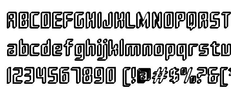 glyphs Sujeta 3D font, сharacters Sujeta 3D font, symbols Sujeta 3D font, character map Sujeta 3D font, preview Sujeta 3D font, abc Sujeta 3D font, Sujeta 3D font