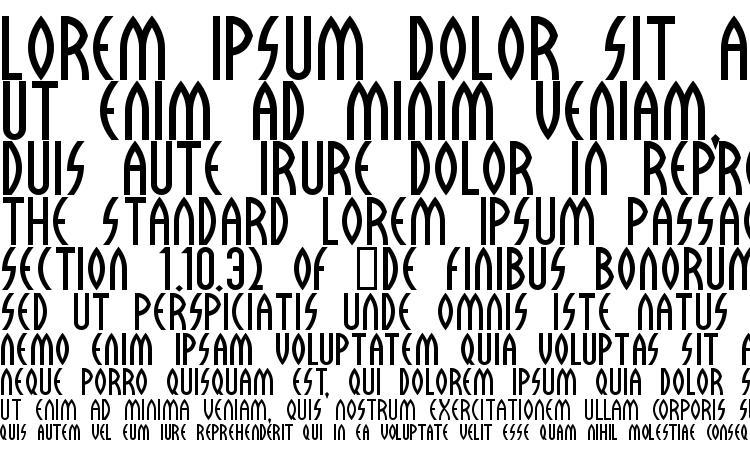 specimens Sulphur font, sample Sulphur font, an example of writing Sulphur font, review Sulphur font, preview Sulphur font, Sulphur font