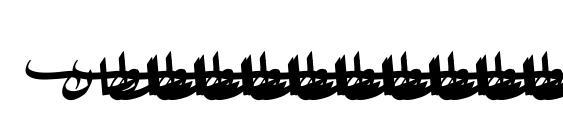 шрифт Sultan light, бесплатный шрифт Sultan light, предварительный просмотр шрифта Sultan light