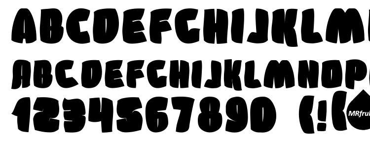 глифы шрифта Sumkin freetype MRfrukta 2010, символы шрифта Sumkin freetype MRfrukta 2010, символьная карта шрифта Sumkin freetype MRfrukta 2010, предварительный просмотр шрифта Sumkin freetype MRfrukta 2010, алфавит шрифта Sumkin freetype MRfrukta 2010, шрифт Sumkin freetype MRfrukta 2010