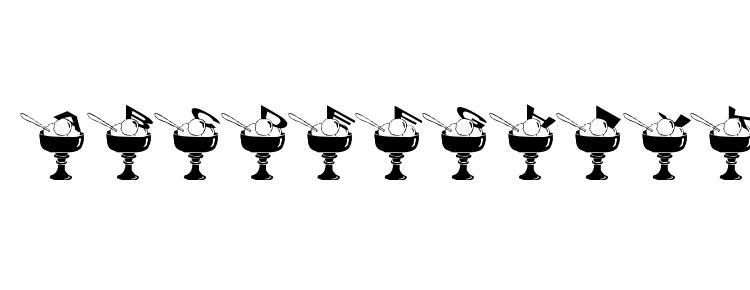 глифы шрифта Summer in the city, символы шрифта Summer in the city, символьная карта шрифта Summer in the city, предварительный просмотр шрифта Summer in the city, алфавит шрифта Summer in the city, шрифт Summer in the city