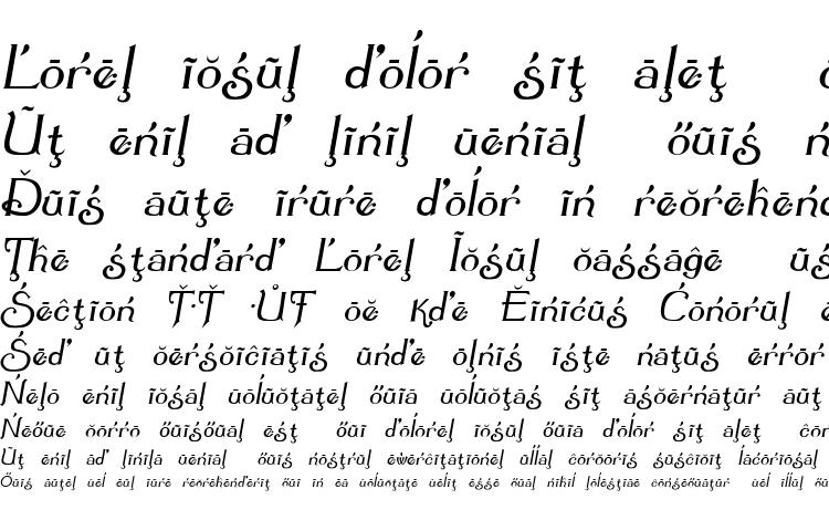 specimens Summertime Extra Oblique font, sample Summertime Extra Oblique font, an example of writing Summertime Extra Oblique font, review Summertime Extra Oblique font, preview Summertime Extra Oblique font, Summertime Extra Oblique font