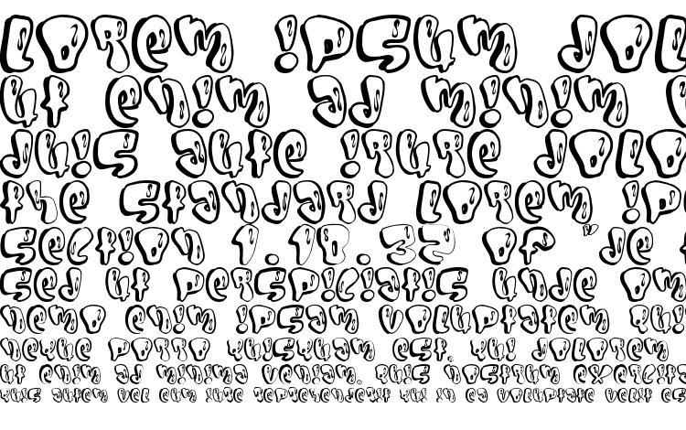 образцы шрифта SUMO, образец шрифта SUMO, пример написания шрифта SUMO, просмотр шрифта SUMO, предосмотр шрифта SUMO, шрифт SUMO