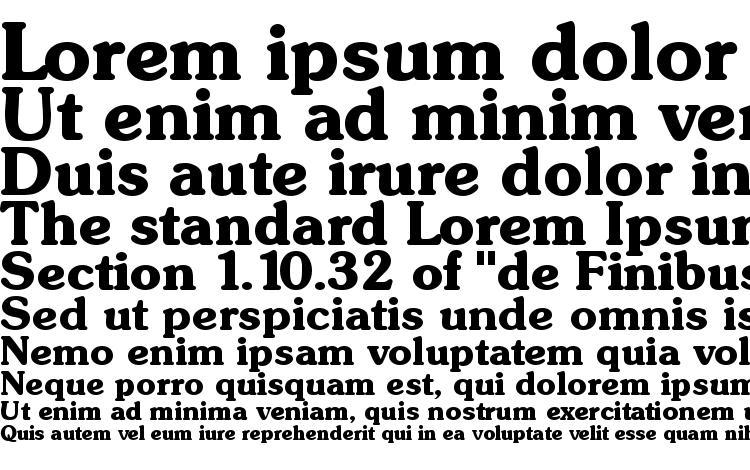 specimens SunsetLH Bold font, sample SunsetLH Bold font, an example of writing SunsetLH Bold font, review SunsetLH Bold font, preview SunsetLH Bold font, SunsetLH Bold font