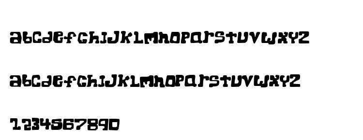 glyphs Super chunk regular font, сharacters Super chunk regular font, symbols Super chunk regular font, character map Super chunk regular font, preview Super chunk regular font, abc Super chunk regular font, Super chunk regular font