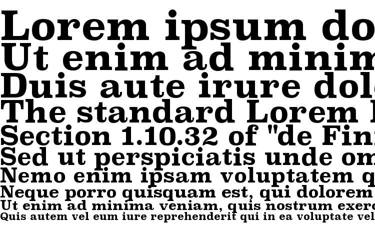 specimens SuperclarendonRg Bold font, sample SuperclarendonRg Bold font, an example of writing SuperclarendonRg Bold font, review SuperclarendonRg Bold font, preview SuperclarendonRg Bold font, SuperclarendonRg Bold font