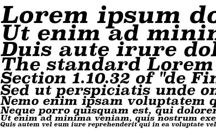 specimens SuperclarendonRg BoldItalic font, sample SuperclarendonRg BoldItalic font, an example of writing SuperclarendonRg BoldItalic font, review SuperclarendonRg BoldItalic font, preview SuperclarendonRg BoldItalic font, SuperclarendonRg BoldItalic font