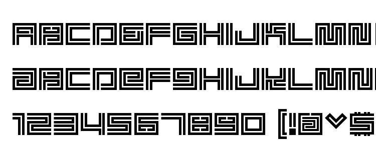 глифы шрифта Supreme, символы шрифта Supreme, символьная карта шрифта Supreme, предварительный просмотр шрифта Supreme, алфавит шрифта Supreme, шрифт Supreme