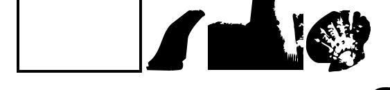 Шрифт Surfbat