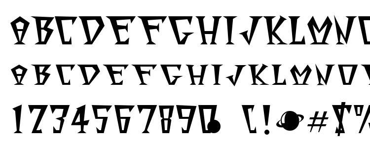 глифы шрифта Surfinta mars, символы шрифта Surfinta mars, символьная карта шрифта Surfinta mars, предварительный просмотр шрифта Surfinta mars, алфавит шрифта Surfinta mars, шрифт Surfinta mars