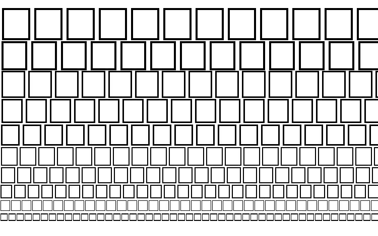 specimens Svfwfbo font, sample Svfwfbo font, an example of writing Svfwfbo font, review Svfwfbo font, preview Svfwfbo font, Svfwfbo font