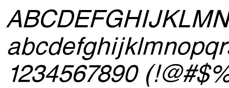 глифы шрифта Svoboda Italic, символы шрифта Svoboda Italic, символьная карта шрифта Svoboda Italic, предварительный просмотр шрифта Svoboda Italic, алфавит шрифта Svoboda Italic, шрифт Svoboda Italic