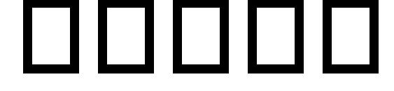Swamp Font