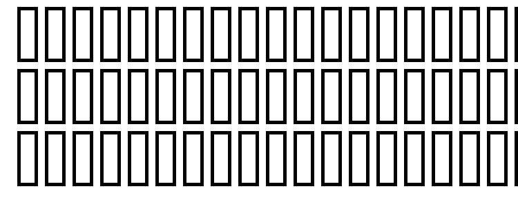 глифы шрифта Swamp500, символы шрифта Swamp500, символьная карта шрифта Swamp500, предварительный просмотр шрифта Swamp500, алфавит шрифта Swamp500, шрифт Swamp500