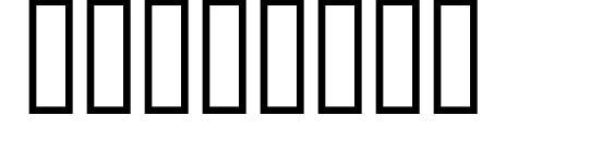 Шрифт Swamp500