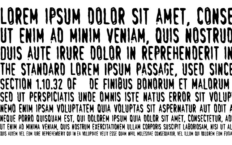 specimens Swede trauma font, sample Swede trauma font, an example of writing Swede trauma font, review Swede trauma font, preview Swede trauma font, Swede trauma font