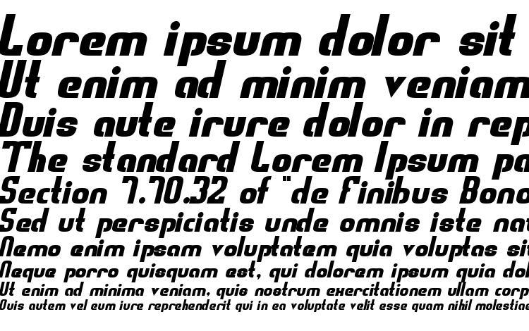 specimens Sweden Funkis RegularOblique font, sample Sweden Funkis RegularOblique font, an example of writing Sweden Funkis RegularOblique font, review Sweden Funkis RegularOblique font, preview Sweden Funkis RegularOblique font, Sweden Funkis RegularOblique font