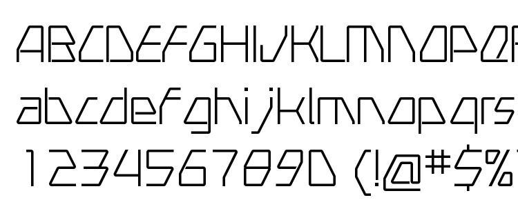 глифы шрифта Swerve light, символы шрифта Swerve light, символьная карта шрифта Swerve light, предварительный просмотр шрифта Swerve light, алфавит шрифта Swerve light, шрифт Swerve light